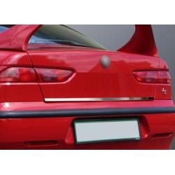 Rear bumper sill cover for Alfa Romeo 156 1997-2002