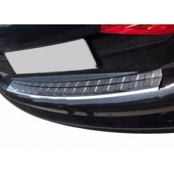 Rear bumper sill cover alu for 2008 Audi A4 AVANT-[...]