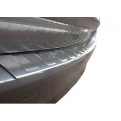 Rear bumper sill cover alu for BMW X 3 2010-[...]