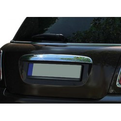 Trunk chrome for MINI COOPER 2011-[...] handle covers