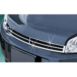 Rod's grille chrome for Chery KIMO 2007-[...]