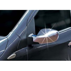Covers mirrors stainless chrome for Chery KIMO 2007-[...]