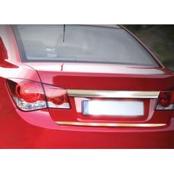 Rear bumper sill cover for Chevrolet CRUZE 2009-[...]