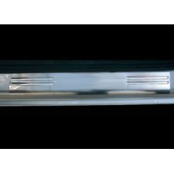 Door sill cover for Chevrolet CRUZE 2009-[...]