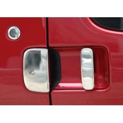 Citroen BERLINGO I 4 door chrome door handle covers