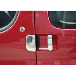 Citroen BERLINGO I 5 door chrome door handle covers