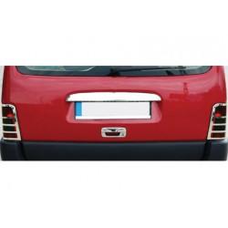 Contour chrome for rear lights Citroen BERLINGO I 1996-2008
