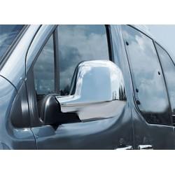 Chrom mirror cover for Citroen BERLINGO II 2008-2012