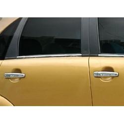 Citroen C3 5 door chrome door handle covers