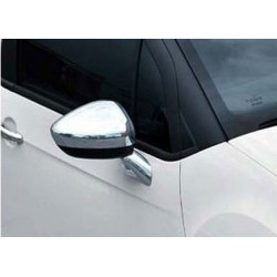 Covers mirrors stainless chrome for Citroen C3 2009-[...]