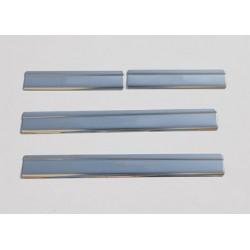Door sill cover for Citroen C4 2004-2010
