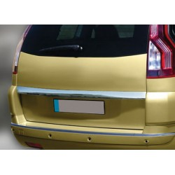 Trunk chrome for Citroën C4 PICASSO 2006-2012 handle covers