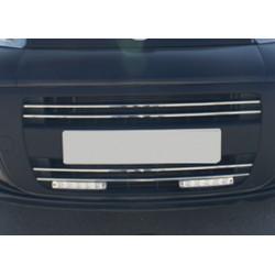 Added chrome bumper before Citroen NEMO 2007-[...]