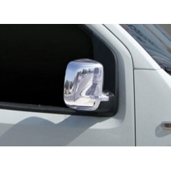 Covers mirrors stainless chrome for Citroën NEMO 2007-[...]
