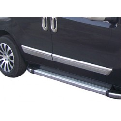 Covers rods doors chrome for Citroën NEMO 2007-[...]