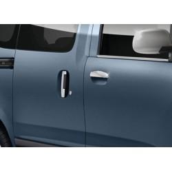Dacia DOKKER chrome door handle covers