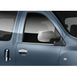 Window trim cover chrom alu for Dacia DOKKER 2012-[...]