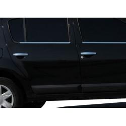 Dacia DUSTER chrome door handle covers