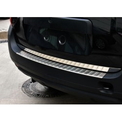 Rear bumper sill cover for Dacia DUSTER Facelift 2012-[...]