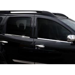 Window trim cover chrom alu for Dacia DUSTER Facelift 2012-[...]