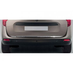 Rear bumper sill cover for Dacia LODGY 2012-[...]