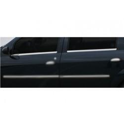 Window trim cover chrom alu for Dacia LOGAN Facelift 2008-[...]