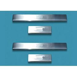 Door sill cover for Dacia SANDERO I 2008-2012
