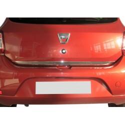 Rear bumper sill cover for Dacia SANDERO II 2012-[...]