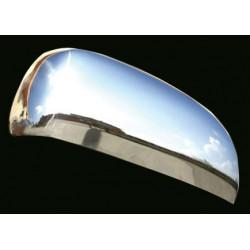 Covers mirrors stainless chrome for Daihatsu MATERIA 2006 - 2012