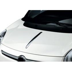 Add chrome for Hood Fiat 500/500 c 2007-[...]