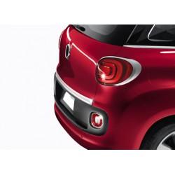 Rear bumper sill cover for Fiat 500L 2013-[...]