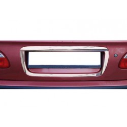 Rear bumper sill cover for Fiat ALBEA 2002-2012