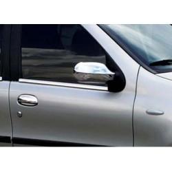Chrom mirror cover for Fiat ALBEA 2002-2012