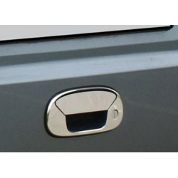 Trunk chrome for Fiat DOBLO I 2000-[...] handle covers