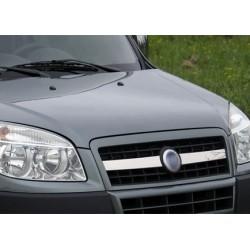 Rod's grille chrome for Fiat DOBLÒ I Facelift 2006-[...]