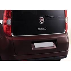 Rear bumper sill cover for Fiat DOBLO II 2010-[...]