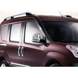 Chrom mirror cover for Fiat DOBLO II 2010-[...]