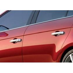 Fiat BRAVO chrome door handle covers