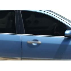 Window trim cover chrom alu for Ford FOCUS I 1998-2005