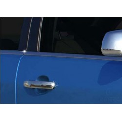 Cover handle door chrome for Ford FOCUS II 2005 - 2008