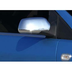 Chrom mirror cover for Ford FOCUS II 2005-2008