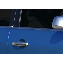 For Ford FOCUS II Facelift chrome door handle covers