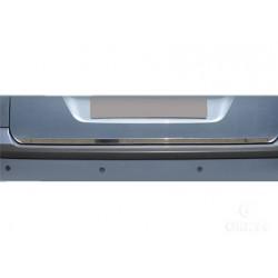 Trunk chrome alu for Ford FOCUS II Facelift 2008-2011 rod