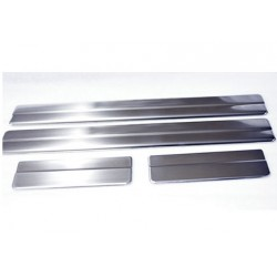 Door sill cover for Ford FOCUS III 2011-[...]