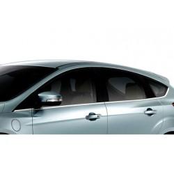Window trim cover chrom alu for Ford FOCUS III 2011-[...]