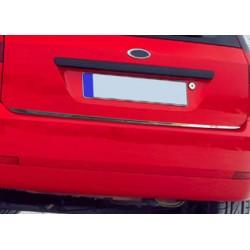 Trunk chrome alu for Ford FIESTA V 2002-2009 rod