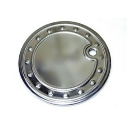 Covers chrome from the tank of gasoline for Ford FIESTA V 2002-2009 cache