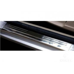 Door sill cover for Ford FIESTA V 2002-2009