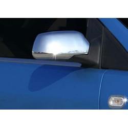 Chrom mirror cover for Ford FIESTA V Facelift 2006-2009