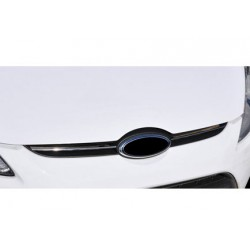 Rod's grille chrome for Ford FIESTA VI 2009-2013